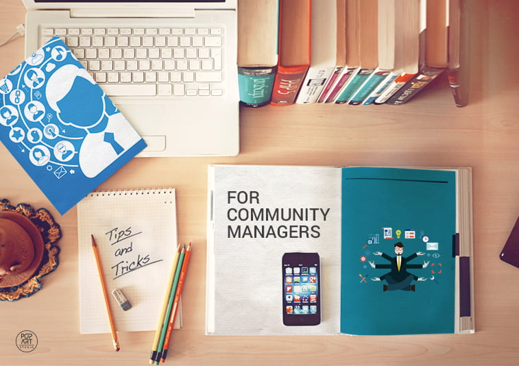 Tips and Tricks for Community Managers