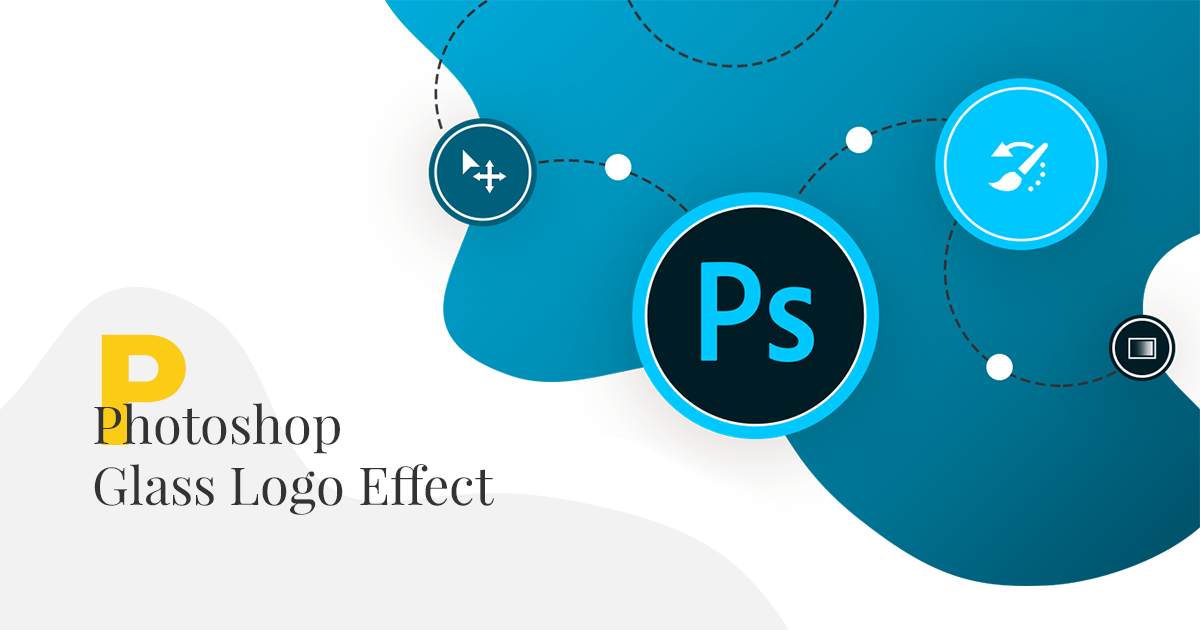 How to Create a Glass Logo Effect in Photoshop