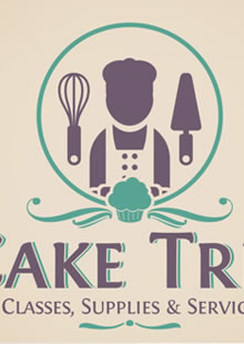 caketrix cake supplier logo