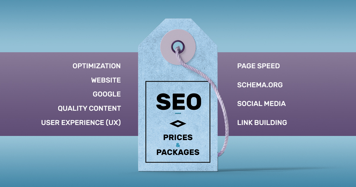Search Engine Optimization – Prices and SEO packages