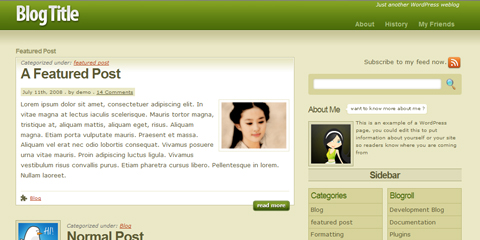 besplatne teme za wordpress - super fresh