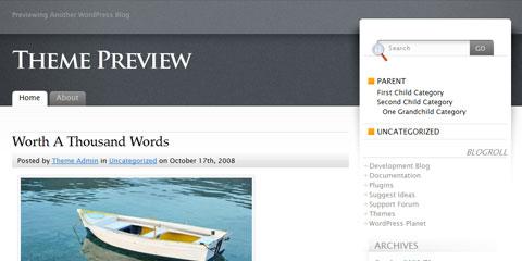 besplatne teme za wordpress - fusion