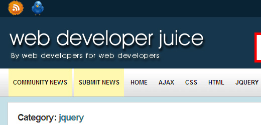 45 10 Of The Best jQuery Tutorial Websites