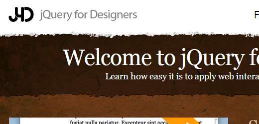 65 10 Of The Best jQuery Tutorial Websites