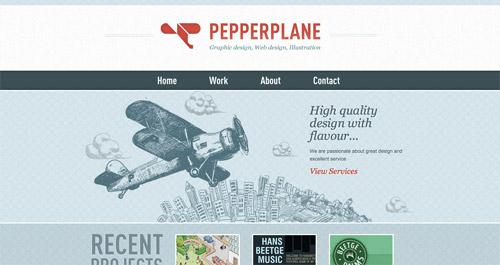 Pepperplane