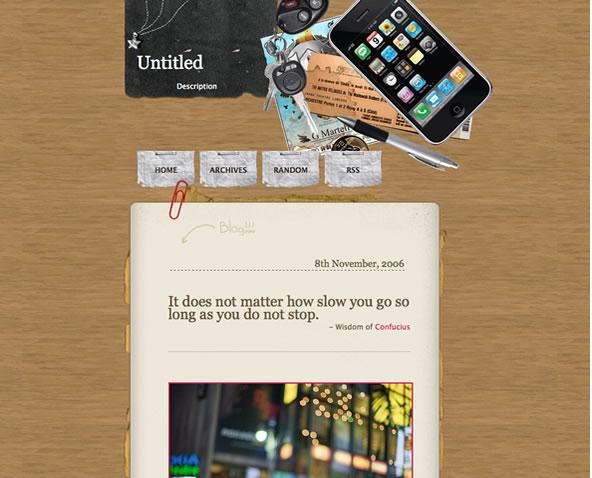 TumbleDesk