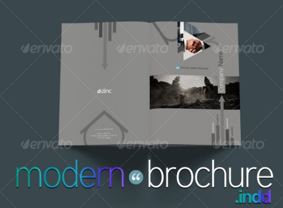 Modern Corporate Brochure Pro