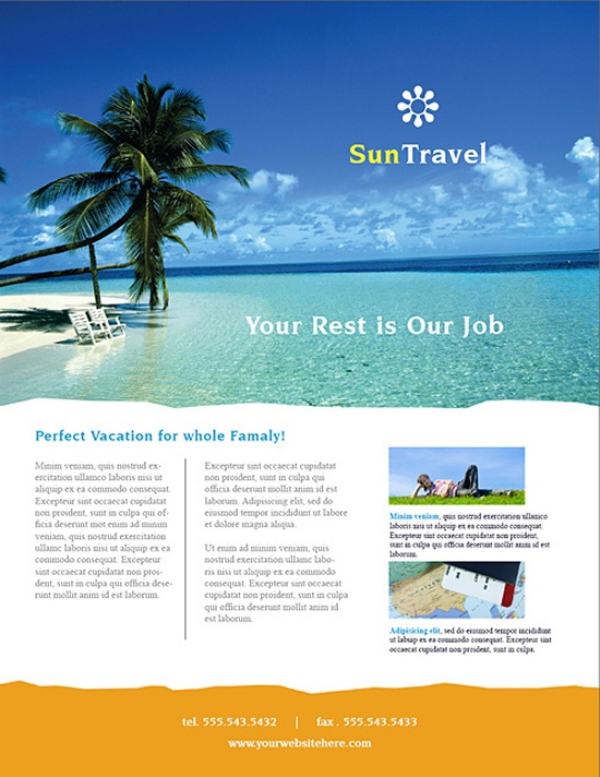 travel brochures templates - 35 odli nih dizajna bro ura