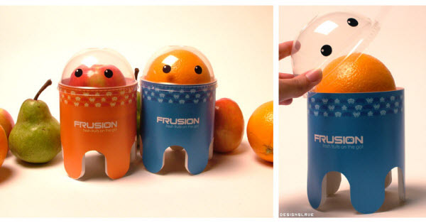 frusion 36 Clever (and Quirky) Packaging Designs