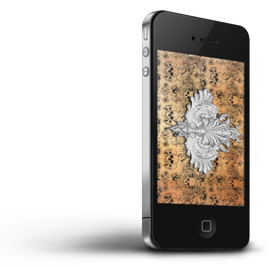 How to Draw a Realistic iPhone 4 with Photoshop