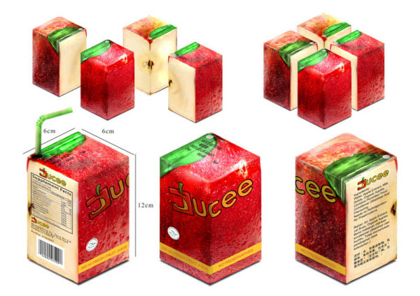 juice box 36 Clever (and Quirky) Packaging Designs