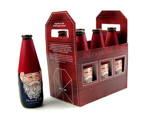 norsk ol 36 Clever (and Quirky) Packaging Designs
