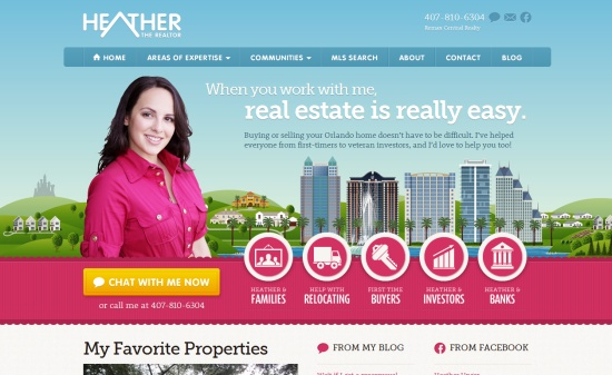 Heather the Realtor