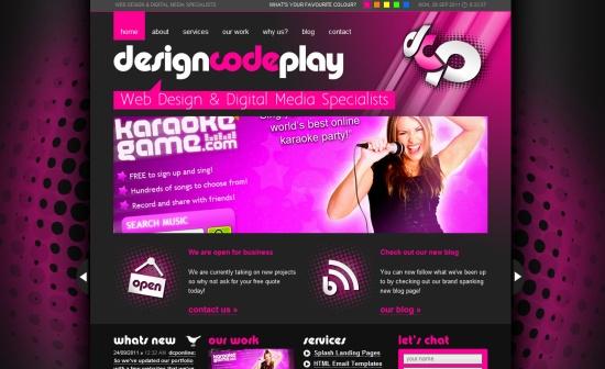Design Code Play