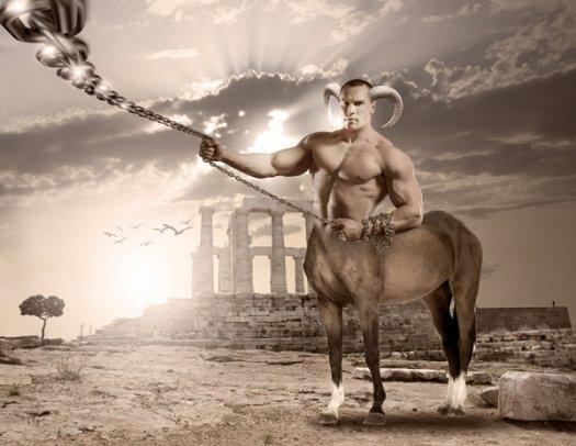 Create a Centaur Photo Manipulation in Photoshop