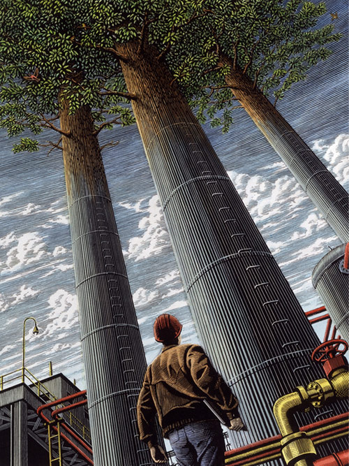 scratchboard - Douglas Smith