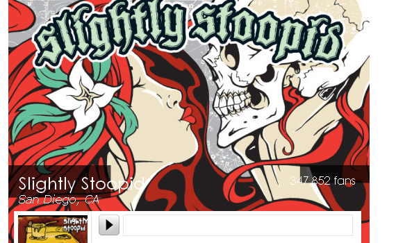 slightlystoopid beautiful facebook site