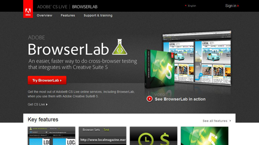 browserlab