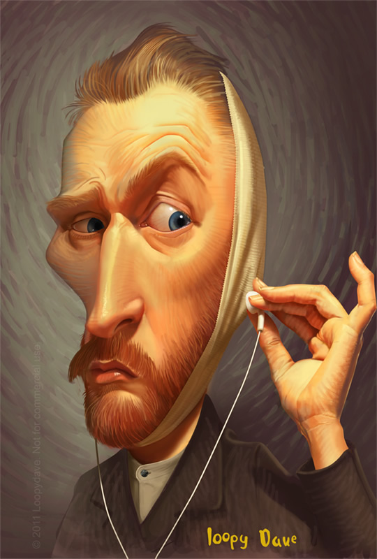 Mind-Blowing Illustrations by Loopy Dave
