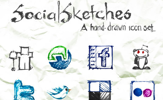 vorschau3 Social Media Icons Part 2 – 300 Icons