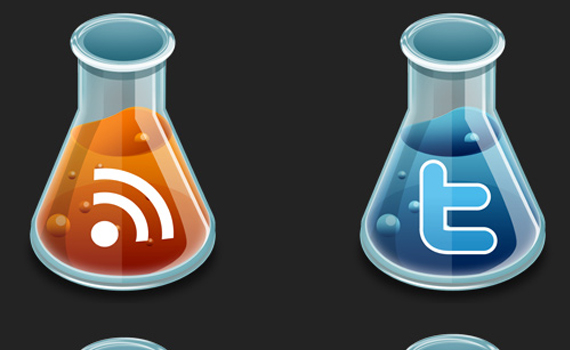 vorschau4 Social Media Icons Part 2 – 300 Icons