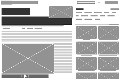 Wireframe in Useful Web Services, Tools and Resources For Web Designers
