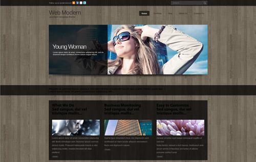 webmodern-3d-html