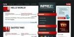 Besplatne teme za WordPress - imprezz 480x2240