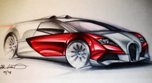 40+ Dizajna Koncept Automobila