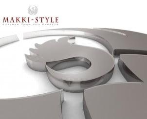 20 Kreativnih 3D Logo Dizajna