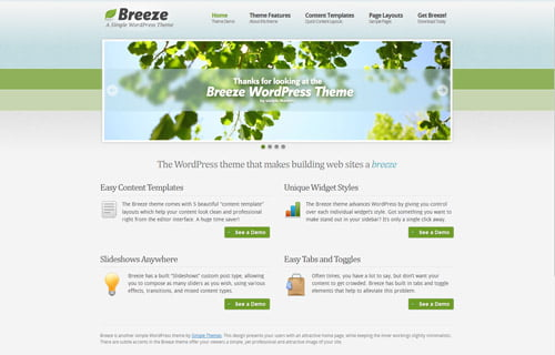 Premium WordPress Teme: 60+ Neverovatnih Layout-a