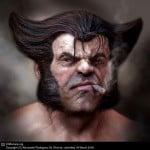 3d realisticni portreti