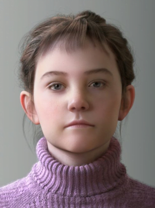 Realistični 3D Portreti