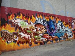 Odlične Slike na Zidovima – od Grafita do Realizma