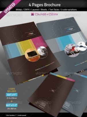 35 Odličnih Dizajna Brošura