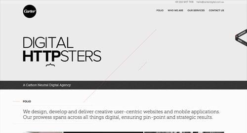 Web Dizajn Trendovi Oktobar 2011