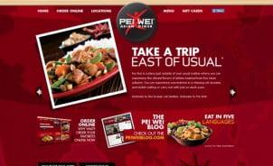 Dizajn Inspiracija – Crveni Web Sajtovi