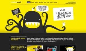 Dizajn Inspiracija – Žuti Web Sajtovi