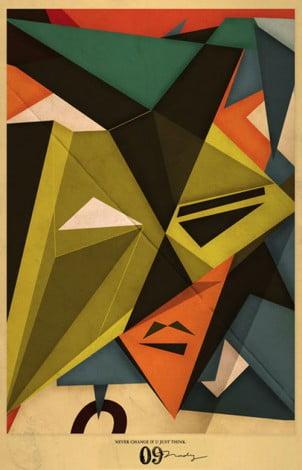 Kubizam u Digitalnoj Umetnosti