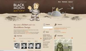 Dizajn Inspiracija – Braon Web Sajtovi