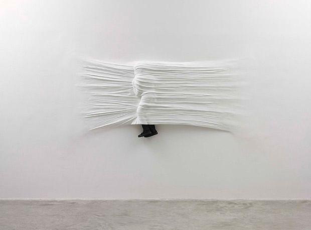 Odlične Skulpture Daniel Arsham-a