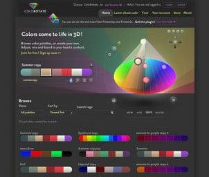Web Alati za Stvaranje Paleta Boja