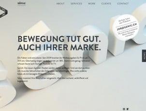 Primeri Upotrebe Svetlih Boja u Web Dizajnu
