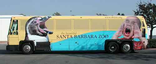 Auto Grafika na Autobusima