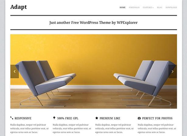 30 Odličnih Tema za Vaš WordPress – 2. Deo