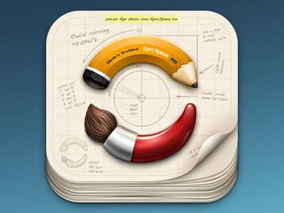 Inspirativni Dizajn Ikona Za Web Sajt