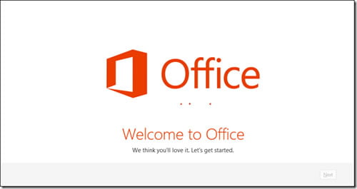 Microsoft Office 2013 Preview, dostupan za download