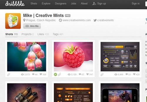 35 Primera Web Stranica Za Korisnički Profil – Inspirativni Web Dizajn