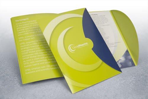 Dizajn Fascikli, Brošura i Memoranduma za Preduzeća – II Deo