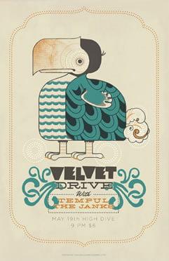 Kolekcija Ilustrovanih Vektora – Posteri